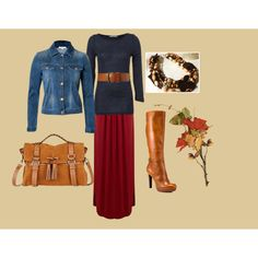 """fall fashion 2013"" by misty-revenaugh-chappelle on Polyvore"