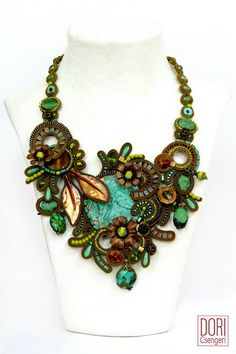 Monteverde Bib Necklace