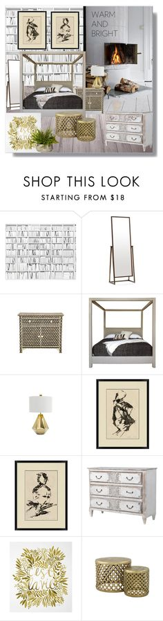 """c'est la vie"" by childofgod-97 ❤ liked on Polyvore featuring interior, interiors, interior design, home, home decor, interior decorating, Mitchell Gold + Bob Williams, Jayson Home and Pottery Barn"