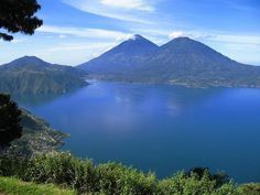 Lake Atitlan Lived here for over a year when I was 10..I can't begin to express how amazing this place is.