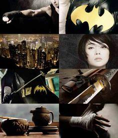 Batgirl, Cassandra Cain. (Batman)