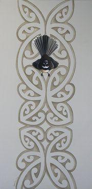 Fantail Maori