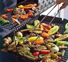 grillezett zöldség Hétvégi grillparti | Konyhafortélyok | Női Portál
