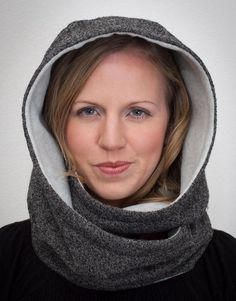 Hooded Scarf Pattern | Craftsy