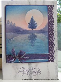 Crafty Salutations: Tree-mendous December at Stamping Sensations