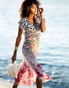 Designer Clothes, Shoes & Bags for Women Fashion Now, Fashion Sale, Womens Fashion, Kaftan, Madeleine Fashion, Beachwear, Swimwear, Wrap Dress, Cover Up
