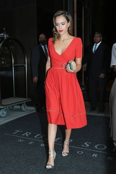 La robe de soirée rouge pour différentes occasions!   CLOSET OF MY ... 8cfbcc8cdd6