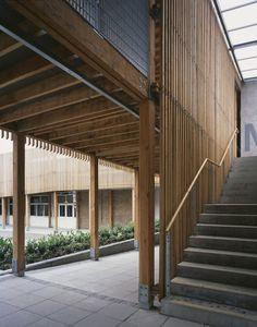 Gallery - Birmingham Schools Framework / Haworth Tompkins - 17