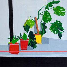 The Colorful Abstract Paintings of Guy Yanai | Beautiful/Decay Artist & Design