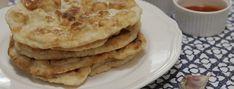 Bezlepkové langoše Apple Pie, Pancakes, Gluten Free, Breakfast, Ethnic Recipes, Desserts, Food, Basket, Glutenfree