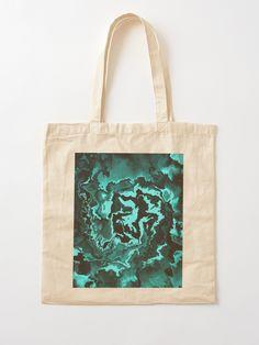 """The King Of The Abyss"" Cotton Tote Bag, print design by Asmo Turunen. #design #totebag #shoppingbag #kestokassi #kangaskassi #atcreativevisuals"