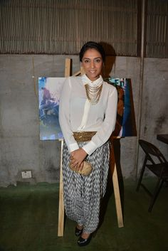 Shweta Salve at the launch of Roshni Chopra's new Fashion Label