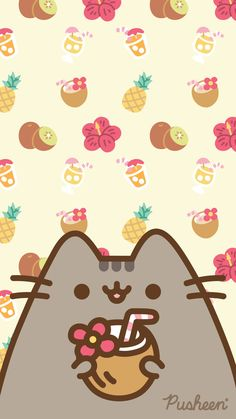 pusheen katze Hello,island Unhealthy Air in Schools: Building Materials Play a Role Many children ar Cat Wallpaper, Kawaii Wallpaper, Wallpaper Iphone Cute, Aesthetic Iphone Wallpaper, Pusheen Love, Pusheen Plush, Kawaii Drawings, Cute Drawings, Kawaii Doodles