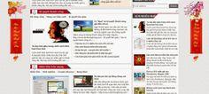 Template Congly - Giao diện tin tức, tạp chí Blogspot cực đẹp