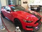 Mustang Shelby GT350R 2017 Ford Mustang Shelby GT350R 650 Miles Race Red 2dr Car 8 Cylinder Engine 5.2