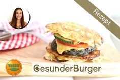 Burger selber machen - Vegetarisches Rezept - Glutenfrei - Gesund und ei...