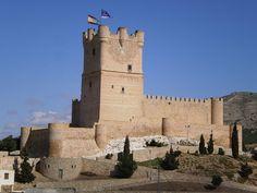 Castillo de la Atalaya.