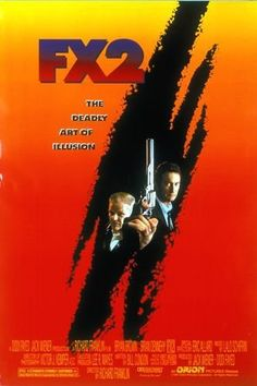 F/X2 (1991) Poster