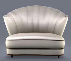 CHAIR - art_deco_interior_design_white_chair.jpg 257×221 pixels