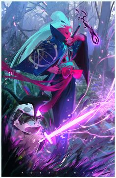 Post with 1821 votes and 112635 views. Tagged with wallpaper, art, awesome, fantasy, illustration; Shared by Tekiann. Artworks by Ross Tran Character Concept, Character Art, Concept Art, Character Design, Character Ideas, Ross Draws, Anime Manga, Anime Art, Trans Art