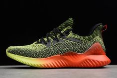 3ac009b859b0a adidas Alphabounce Beyond WC Yellow Solar Red-Black B27815