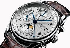 Longines Moonphase. Mechanically this is an amazing watch.