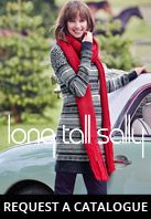 Long tall Sally clothes for us tall women