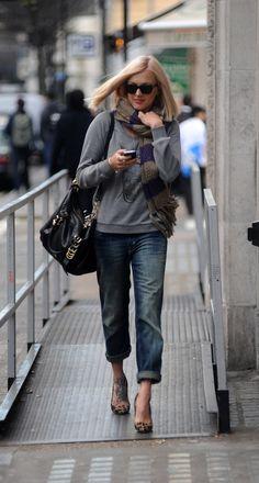 AG Jeans Style  fearne_cotton_grey_sweater_bag.jpg 968×1,805 pixels