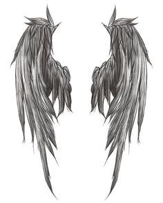 Idea... Angel wings