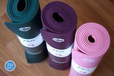 Nové podzimní barvičky oblíbených jógamatek PROlite Mat od Manduky. Naším objektivem :)