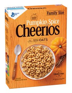 The best way to find out if Pumpkin Spice Cheerios are worth the hype is clearly a taste test. Here's what we thought.