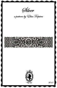 Motifs de Peyote perles motifs motif de par TheBeadyLittleEye