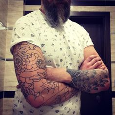 Tatoo, irezumi, japantatoo, tatuaz, japonski, orient, primitive