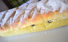 Pan brioche cioccolato fondente e mascarpone