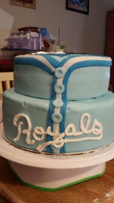 Royals Jersey cake
