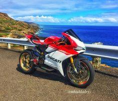 Ducati 1299 Panigale Anniversario - www.facebook.com/GarvsMeanMachine
