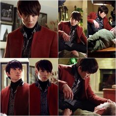 Ji Sung rocks the guyliner in Kill Me, Heal Me stills