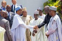 nodullnaija: Buhari receives environmental audit report on dryi...