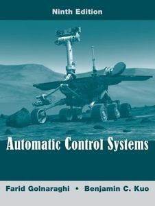 Download PDF of Automatic Control Systems 9th Edition by Farid Golnaraghi and…