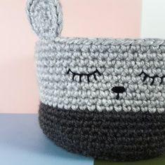 Little Bear Basket