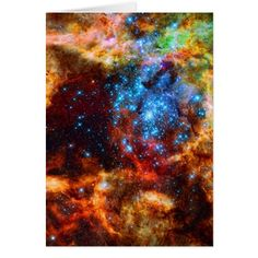 Stellar Group, Tarantula Nebula outer space image Card - click to get yours right now!