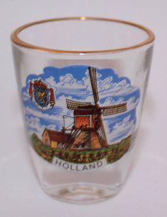 Borrelglas Holland