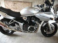 SUZUKI BANDIT GSF 1200 SK5 LOW MILES - http://motorcyclesforsalex.com/suzuki-bandit-gsf-1200-sk5-low-miles/