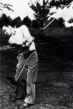 Golf Instruction: Ben Hogan's Timeless Tips : Golf Digest