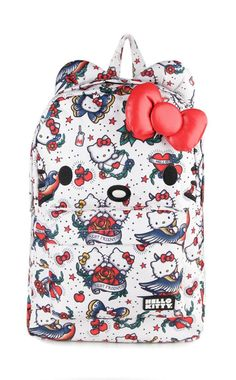 c60f19b66f It s no wonder our 3D backpacks are so popular with Hello Kitty fans - they  are