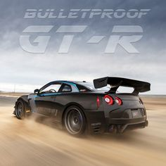 THROWBACK THURSDAY GT-R: Check out this unique body-kit brand! #TBT #GTR
