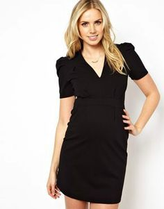 Top Dress Brands - French Connection Maternity V Neck Dress With Exposed Zip, $199.20 (http://www.topdressbrands.com/french-connection-maternity-v-neck-dress-with-exposed-zip.html)