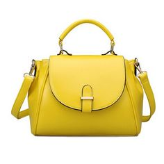 Fashion Road Womens Modern Retro Top Handle Bag Pu Leather Satchel Handbag -- Learn more by visiting the image link.