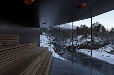 River Sauna / Jensen & Skodvin Architects