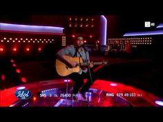 "Tony Alexander Skjevik singing ""Hold me together"" in Norwegian Idol, semi-finale....BEAUTIFULLY!!!"